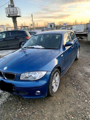 Dezmembrez BMW seria 1 2006