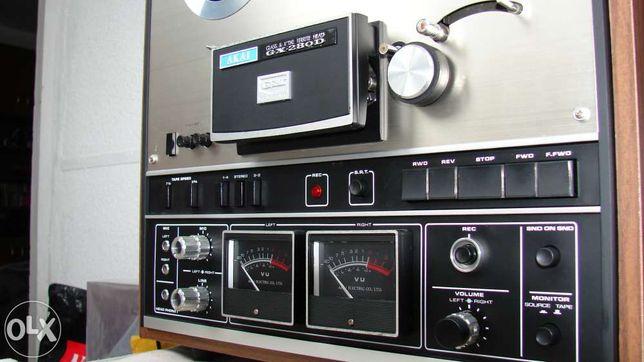 Magnetofon Akai Gx 280 .si Tandberg