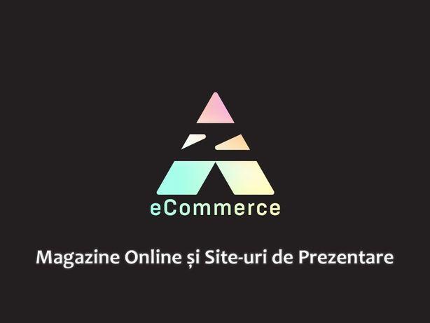 Creare Site -uri Prezentare, SEO, Digital Marketing, Soluții Complete