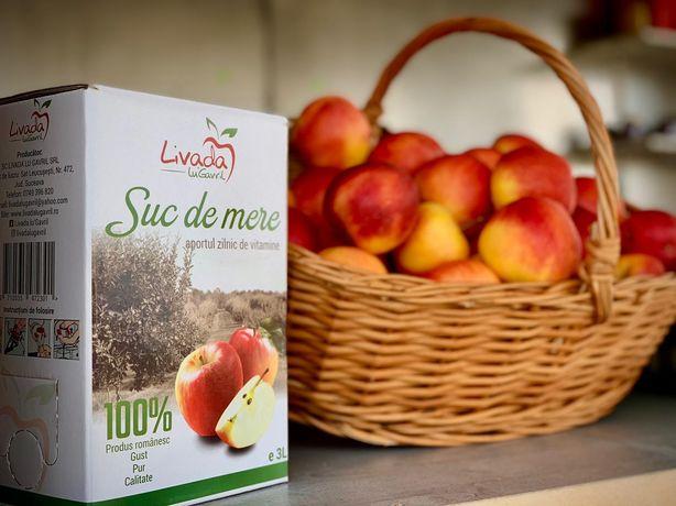 Vând suc de mere!!