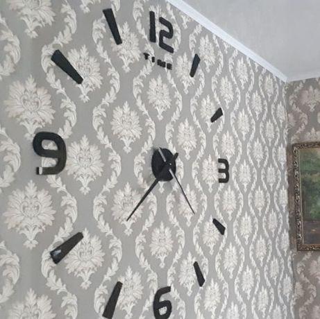 Настенные часы для дома часики дом зал гостиная кухня стол подарок