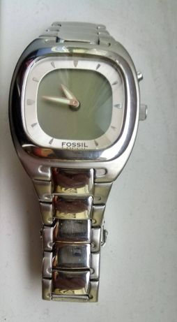 Солиден часовник Fossil BIG TIC Analog & Digital Watch / 50M