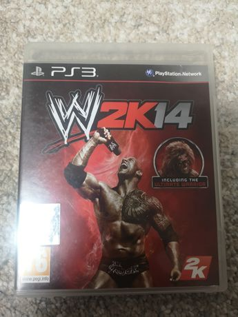 W2K14 PlayStation 3 ps3