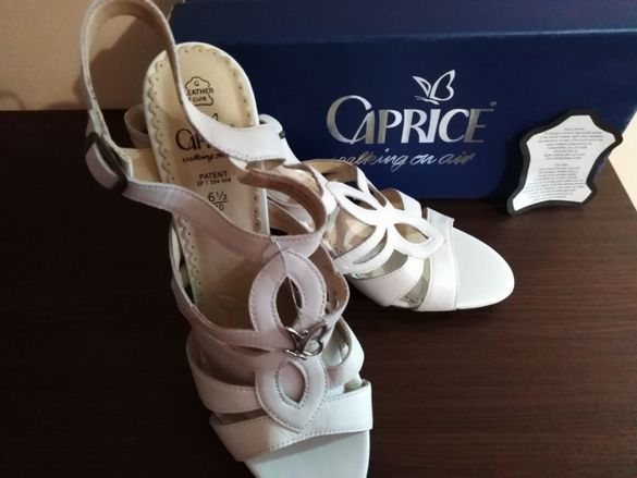 Обувки Caprice- естествена кожа