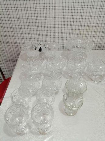 Продам стеклянные посуды