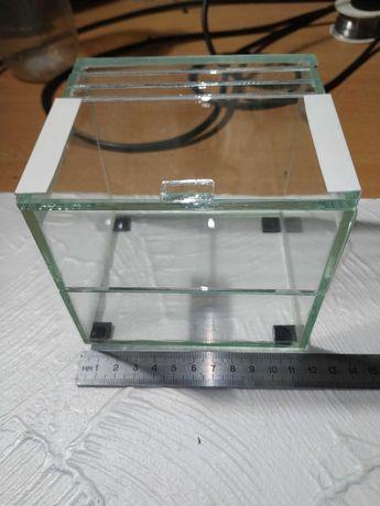 Террариум\Паучатник 12х10,5х10,5см.