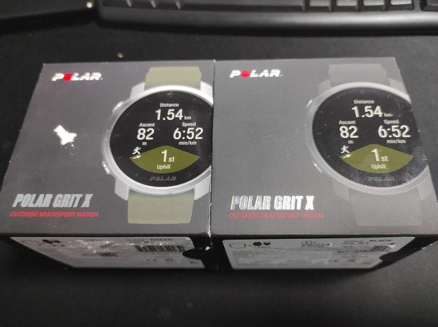 Smartwatch Polar GRIT X Black M-L Model 3N - NOI