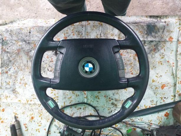 Volan cu airbag si comenzi pt BMW E65