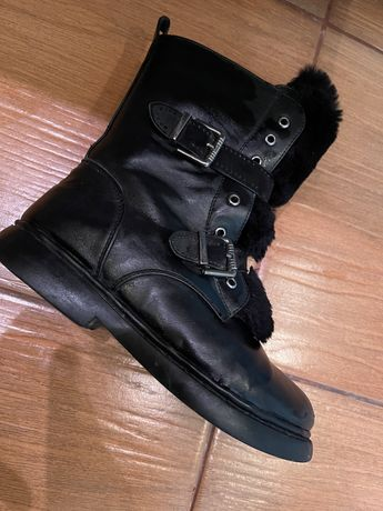 Демисезонная ботинка(сапоги) р.34 . 3000 тг