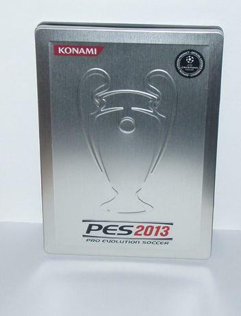 Steelbook - Pro Evolution Soccer PES 2013, pentru colectionari