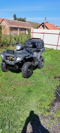 Vând ATV Polaris Sportsman 800cm