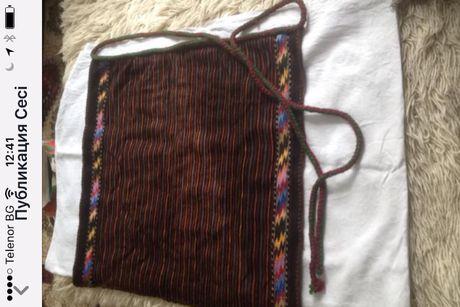 От съндъка на баба; Перестилки вълнени ръчно тъкана-55лв;Черги-30лв