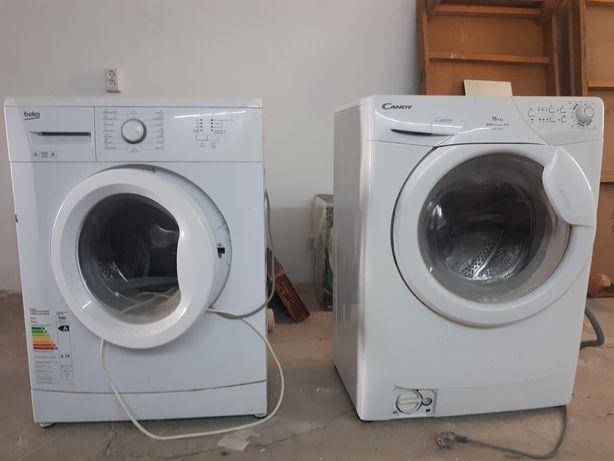 2шт стиральная машинка