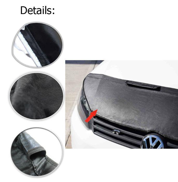 Калъф преден капак Фолксваген Кади / Volkswagen Caddy (2010-2015)