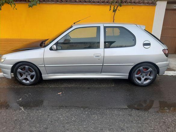 Peugeot 306 1.9 d НА ЧАСТИ