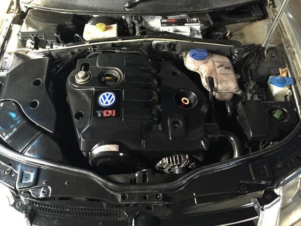 Electromotor/starter - VW Passat B5.5, 1.9 TDI, 2001-2004