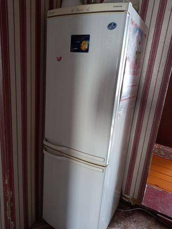 Холодильник samsung двухкамерный б/у