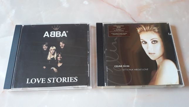 Abba & Celine Dion..Cd Audio