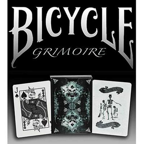 Carti de joc Grimoire Bicycle by US Playing Card