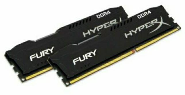 Оперативная память 4000mhz DDR4  озу Kingston HuperX