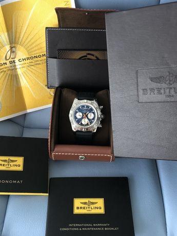 Breitling Chronomat 44 Onyx Black