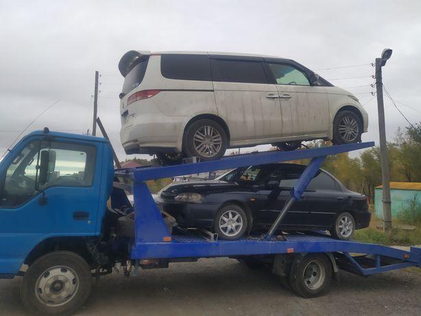 Эвакуатор на 4 авто. Казахстан+Россия.. Николай.