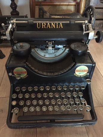 masina de scris urania vintage