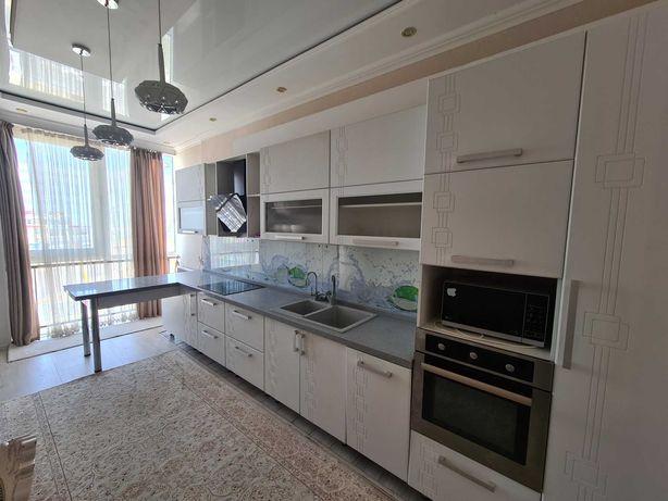 Сдается Элитная 3х комнатная квартира в ЖК БИИК по Кунаева!