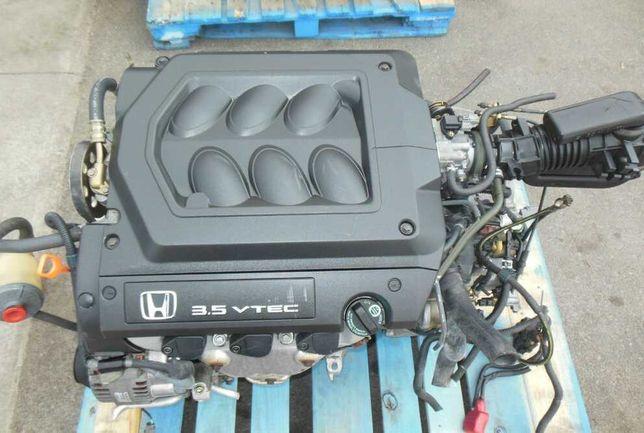 Двигатель Honda Odyssey 3.5 J35A RL1 с гарантией!