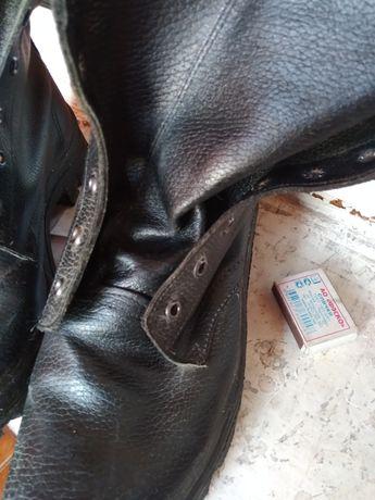 Продам кожаные летние берцы фирмы конан