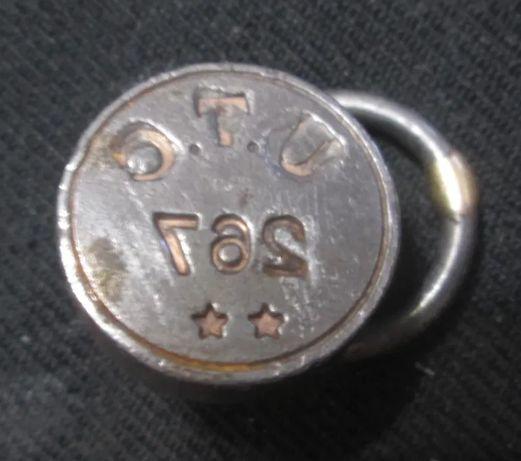 sigiliu UTC de colecție