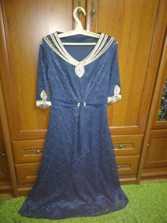 Вечернее  платье 46р