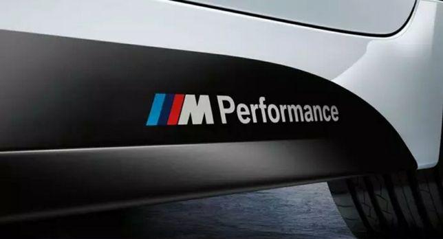 Sticker-Sigla-Logo-M-Performnce-Praguri-Bmw-320-D-520-E46-E60-E90-F30