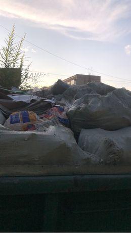 Вывоз мусора любые сложности авто зил