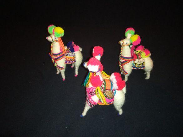 Перуански Лами - Сувенири