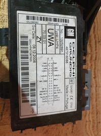 Modul telefon bluetooth UHP4 confort Delphi 13252891  Opel