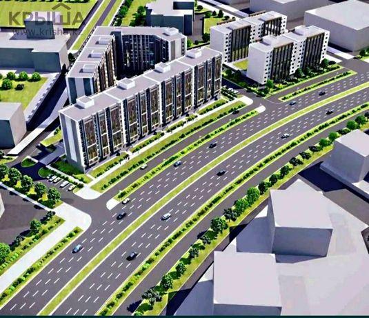ЖК Бадана 2 комн. Кирпичный дом сдача март 2022