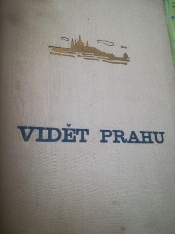 Албум за Прага 1948г. Videt PRAHU 1948. Vintage fotografie Josef Hankа