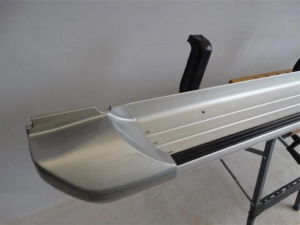 Praguri aluminiu protectie prag cu suport prindere L200 mitsubishi
