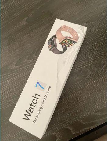 Apple watch series 7 смарт часы эпл вотч фитнес браслет smart умные