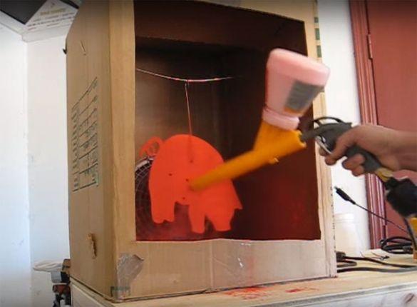 Продавам нов апарат за прахово боядисване