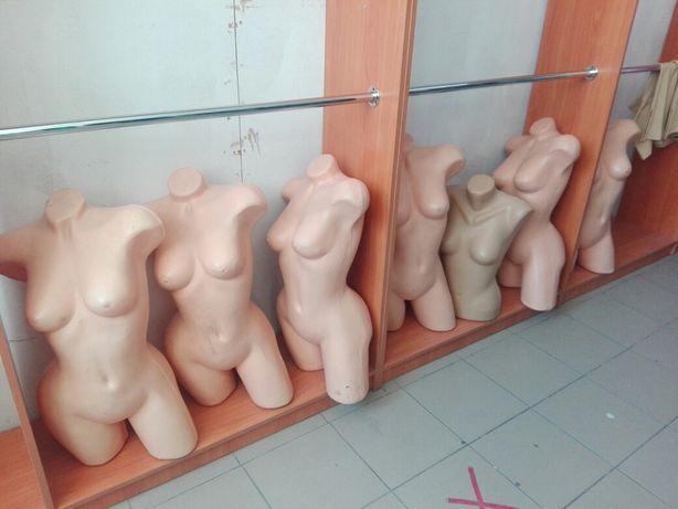 Женские маникены