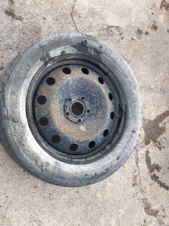 Резервна джанта с гума Renault Espace,2004г.,17ка