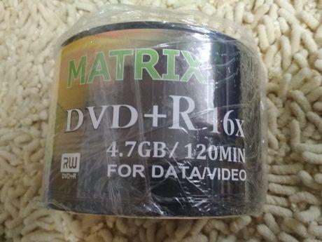 CD\DVD диски (балванки). новые. 130 тенге за 1 диск