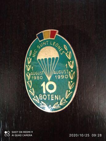 Insigna parașutiști boteni 2