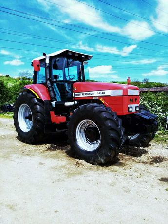 Tractor Massey Ferguson 9240 complet reconditionat