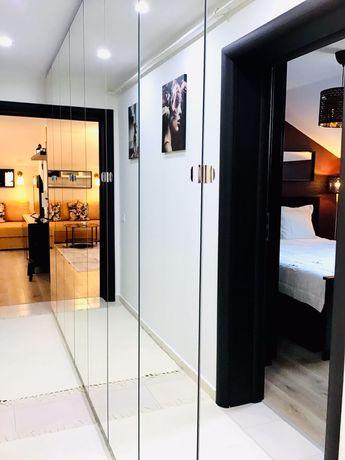 Apartament 2 cam,design scandinav,48mp,Militari Residence,mobilat,2021