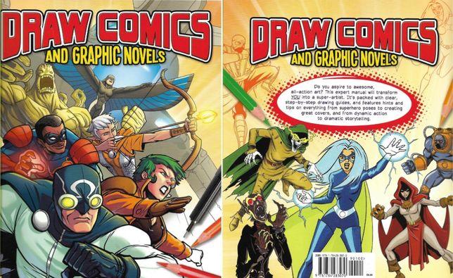 Super carte de invatare desen de benzi desenate comics, manga