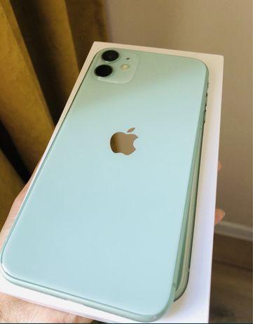 Iphone 11 64gb, состояние нового. На гарантии.
