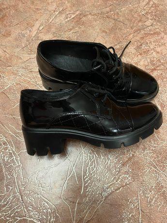 Женские ботинки / весна